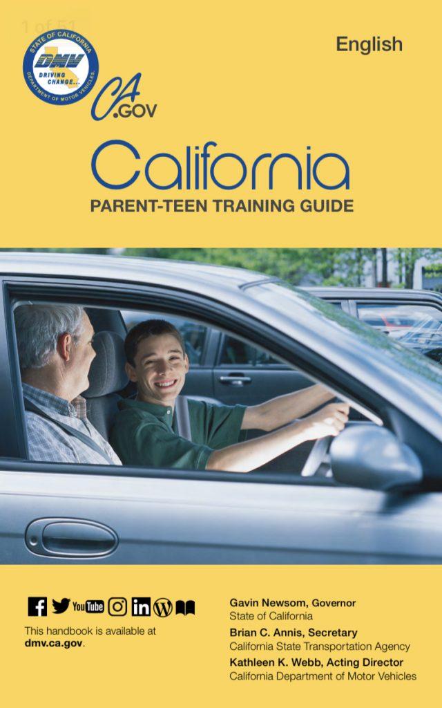 Parent-Teen Training Guide